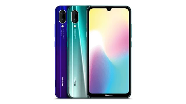 Hisense launched new smartphones, the Infinity H30 and H30 Lite in