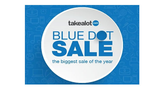 Takealot will be having Black Friday deals, so be prepared