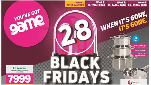 Game Black Friday November 2020 Ncnpjkb Jpq Qm