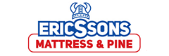 Ericssons Mattress and Pine