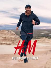 H&M  : Beyond Sport Men (13 Jul - 30 Aug 2017) , page 1