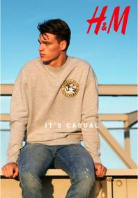 H&M : It's Casual (15 Jan - 11 Mar 2018), page 1