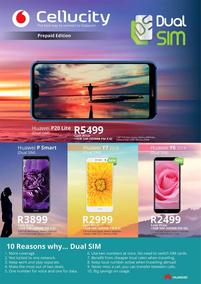 Cellucity : Prepaid Edition (02 Jul - 22 Jul 2018), page 1