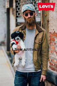 Levi's : New Arrivals (09 Oct - 10 Dec 2017), page 1