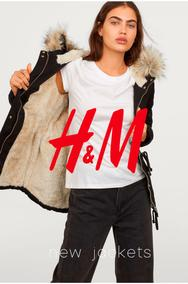 H&M : New Jackets (24 Sep - 25 Nov 2018), page 1