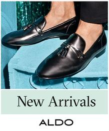 Aldo : New Arrivals Men (08 Feb - 18 Mar 2018), page 1