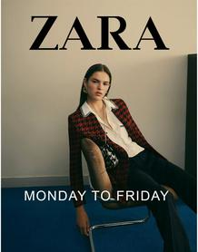 Zara : Monday To Friday (21 Sep - 25 Nov 2018), page 1