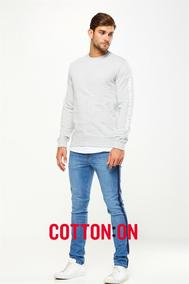 Cotton On : New Men (08 Feb - 11 Mar 2018), page 1