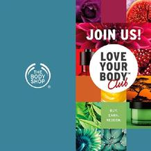 The Body Shop : Love Your Body (27 Feb - 7 Apr 2019), page 1