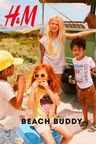H&M : Beach Buddy (20 May - 29 Jul 2018), page 1
