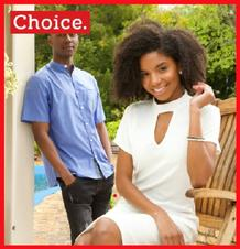 Choice Clothing : Women's Collection (09 Nov - 02 Dec 2018), page 1