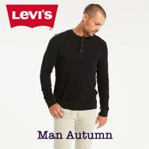Levi's : Man Autumn (09 Oct - 10 Dec 2017), page 1