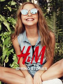 H&M : Spring Stories (12 Sep - 30 Oct 2017), page 1