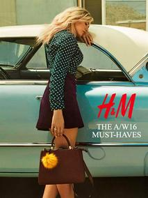 H&M : The Must Haves (13 Jul - 09 Sep 2017), page 1