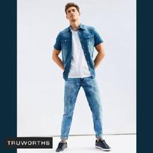 Truworths : Men's Lookbook (02 Oct - 18 Nov 2018), page 1