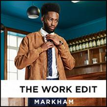 Markham : The Work Edit (10 May - 10 Aug 2017), page 1