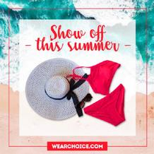 Choice Clothing : Show Off This Summer (15 Feb - 25 Mar 2018), page 1