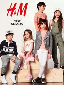 H&M : Kids (08 Mar - 31 May 2017), page 1