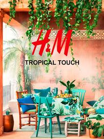 H&M : Tropical Touch (05 Nov - 09 Dec 2017), page 1