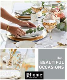 @Home : Host Beautiful Occasions (10 Jan - 28 Feb 2018), page 1