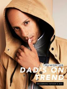 Truworths : Dad's On Trend (05 Jun - 08 Jul 2018), page 1