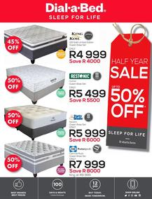 Dial-A-Bed : Half Year Sale (04 Jul - 31 Jul 2018), page 1
