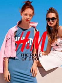 H&M : The Rule Of Cool (05 Nov - 09 Dec 2017), page 1