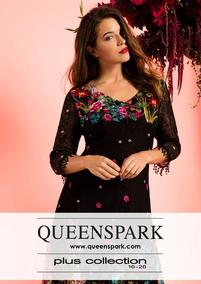 Queen Spark : Plus Collection (03 Apr - 31 May 2018), page 1