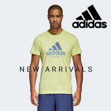 Adidas : Men's New Arrivals (9 Jan - 11 March 2018), page 1