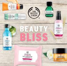 The Body Shop : Beauty Bliss (15 May - 08 Jul 2018), page 1