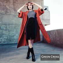 Green Cross : Autumn Women's (09 Apr - 24 Jun 2018), page 1