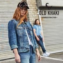 Old Khaki : New Collection Women (13 Aug - 16 Sep 2018), page 1