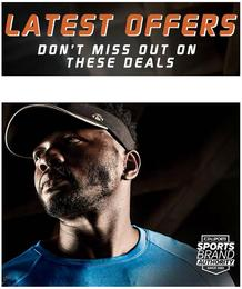 Total Sports : Men's Latest Offers (02 Apr - 30 Apr 2018), page 1