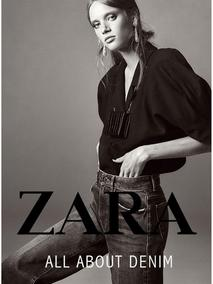 Zara : All About Denim (21 Sep - 25 Nov 2018), page 1