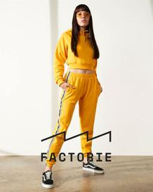 Factorie : New Collection (06 Apr - 03 Jun 2018), page 1