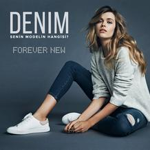 Forever New : Denim (15 Jun - 13 Sep 2017), page 1