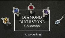 American Swiss : Diamond Birthstone Collection (19 Feb - 31 Dec 2018), page 1