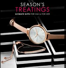 American Swiss : Gift Catalogue (22 Nov - 21 Dec 2015), page 1