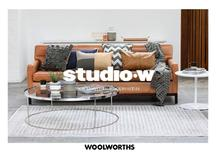 Woolworths : Studio.W Collection (18 Apr - 30 Jun 2018), page 1