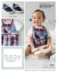 Exact : Kid's Lookbook (08 Oct - 04 Nov 2018), page 1