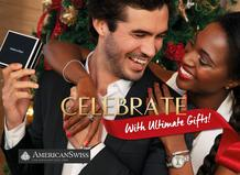 American Swiss : Celebrate With Ultimate Gifts! (03 Jan - 31 Jan 2019), page 1