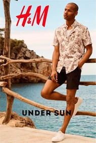 H&M : Under The Sun (20 May - 22 Jul 2018), page 1