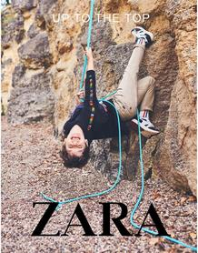 Zara : Up To The Top (21 Sep - 11 Nov 2018), page 1