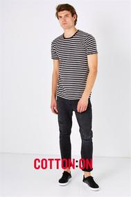 Cotton On : Men's Jeans Collection (06 Apr - 20 Apr 2018), page 1