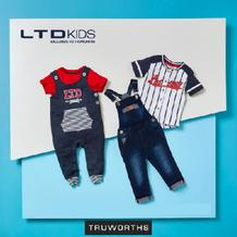 Truworths : Kids (14 Aug - 16 Sep 2018), page 1