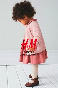 H&M : Winter Collection Baby (13 Jul - 09 Sep 2017), page 1