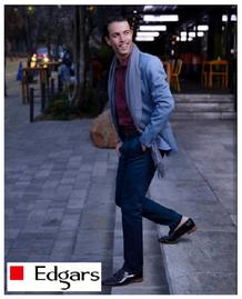 Edgars : Men's Lookbook (31 Jul - 09 Sep 2018), page 1