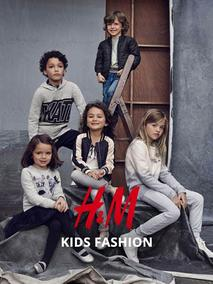 H&M : Kids Fashion (13 Jul - 09 Sep 2017), page 1