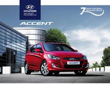 Hyundai : Accent (18 May - 31 Dec 2018), page 1