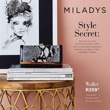 Milady's : Style Secret (26 Jun - 30 Jun 2017), page 1